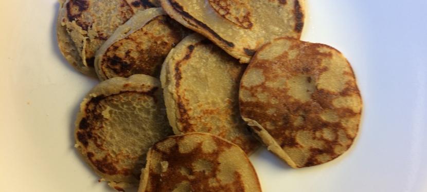 Quinoa Sunbutter Pancakes: FPIESRecipies